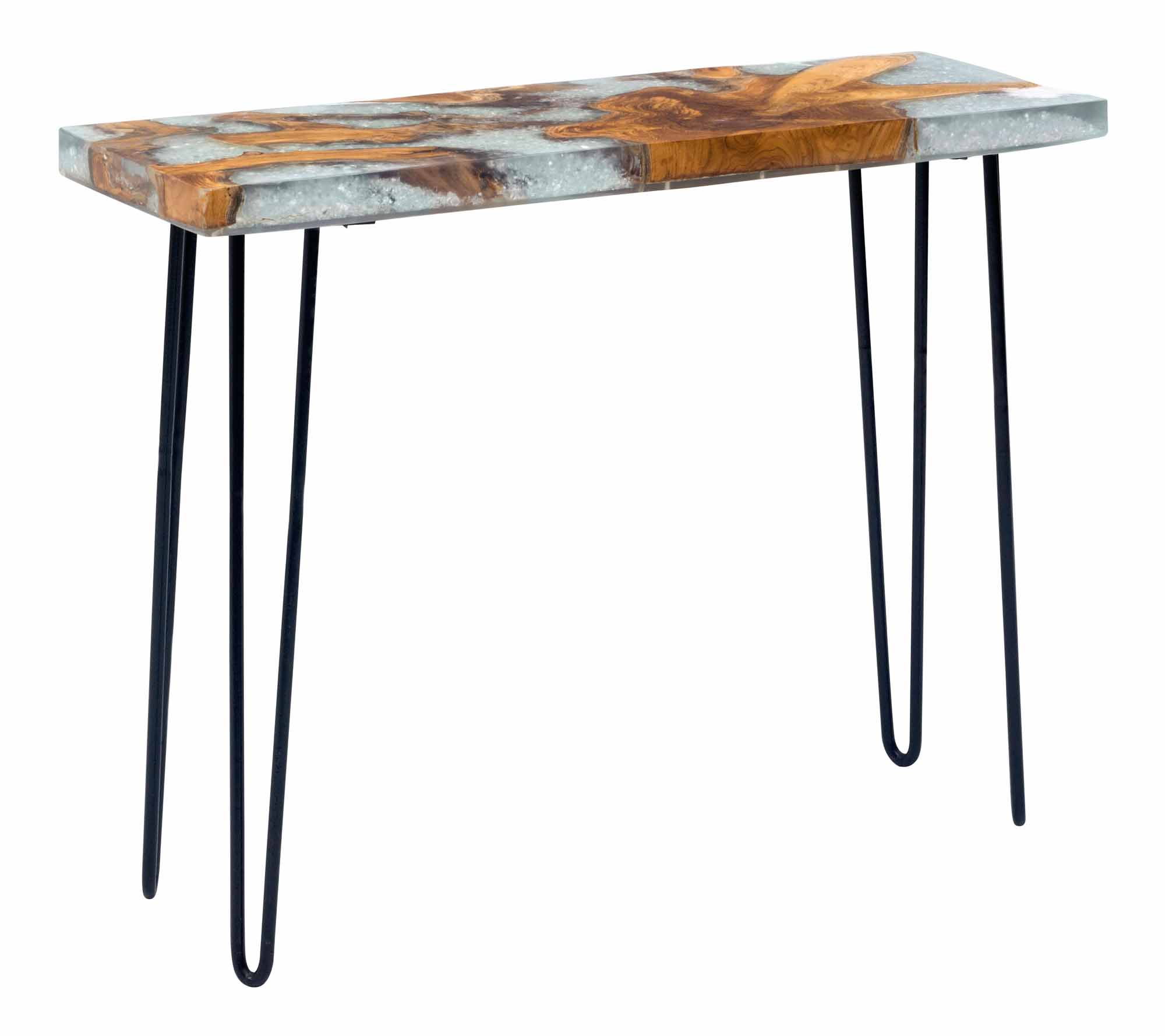 Fissure Console Table By Zuo Modern