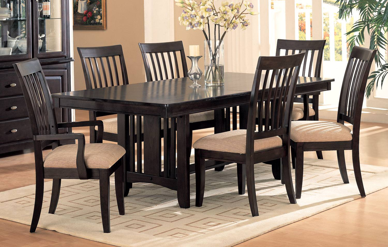 Floor Sample Dining Table by Coaster
