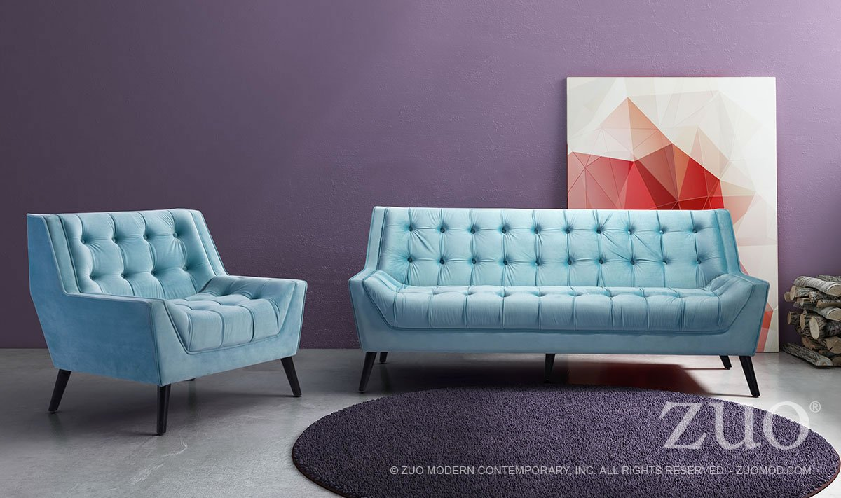 Stupendous Zuo Modern Sofa Home And Textiles Ibusinesslaw Wood Chair Design Ideas Ibusinesslaworg