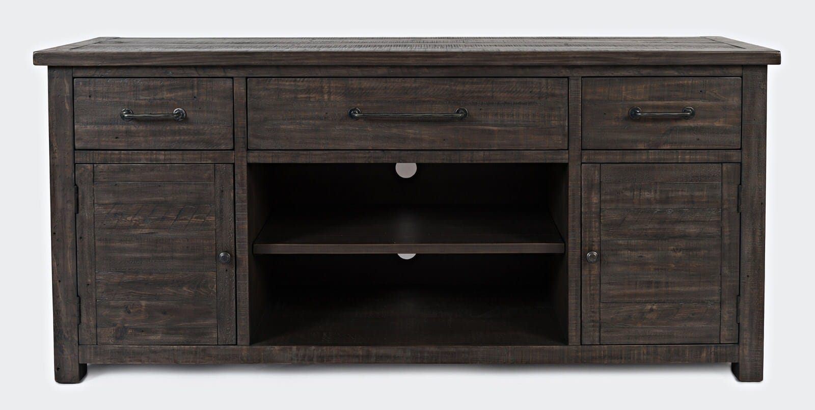 super popular 56cbf 17a8f Madison County Barnwood 70 Inch Console Table by Jofran Furniture