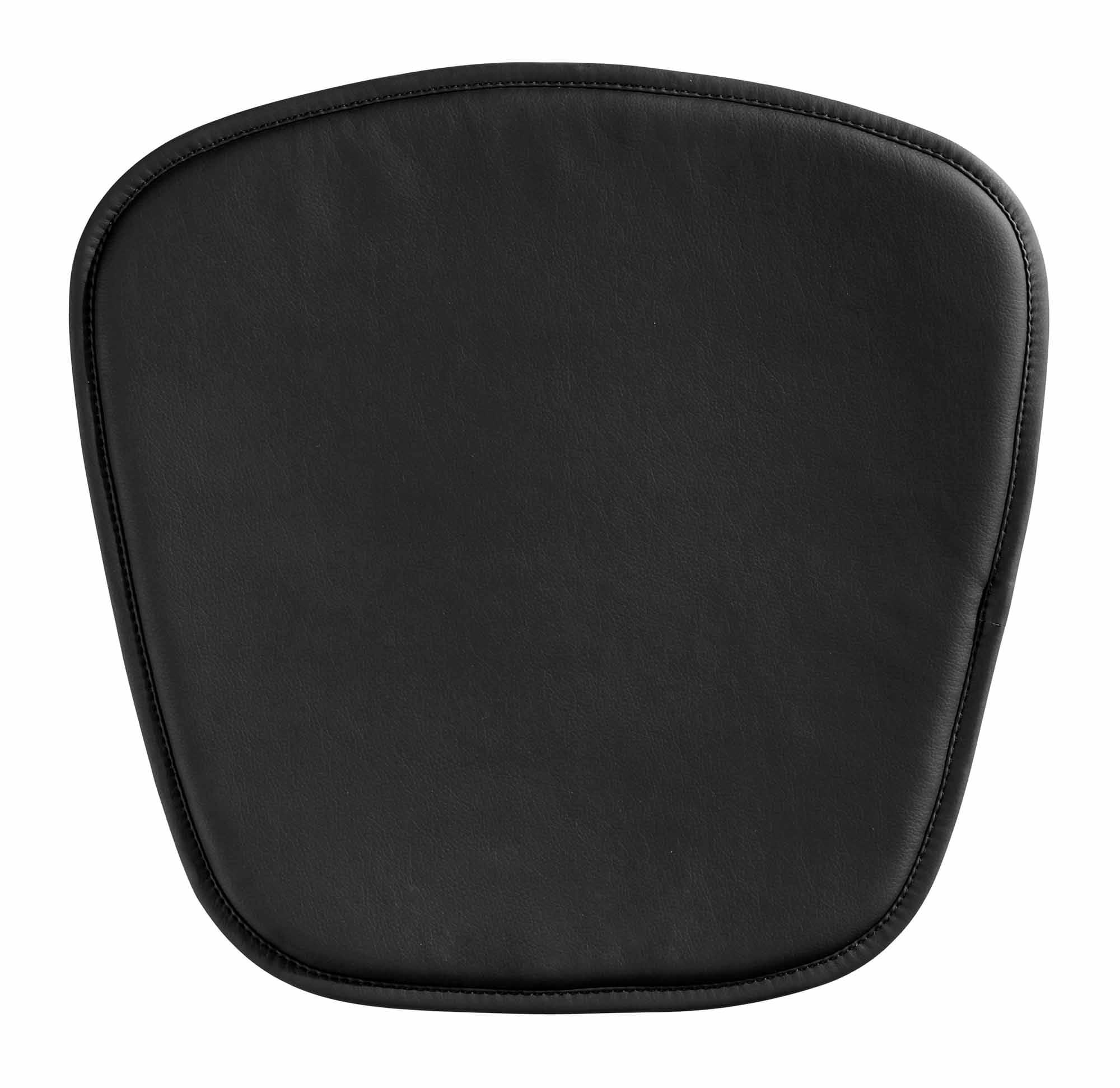 Wire/Mesh Chair Cushion Black by Zuo Modern