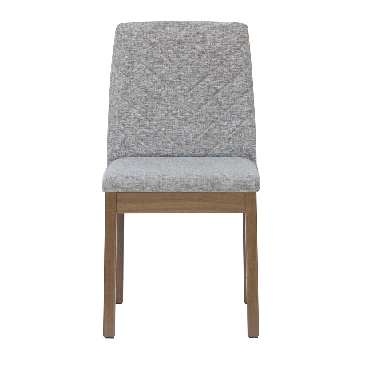 Excellent Catherine 2 Piece Chevron Grey Solid Wood Dining Chair By Manhattan Comfort Creativecarmelina Interior Chair Design Creativecarmelinacom