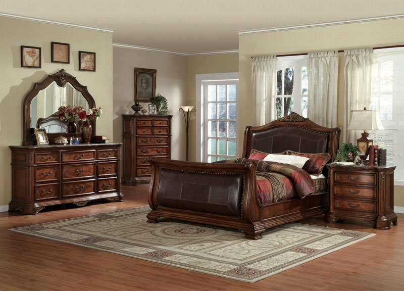 Newcastle Bedroom Set By Coaster