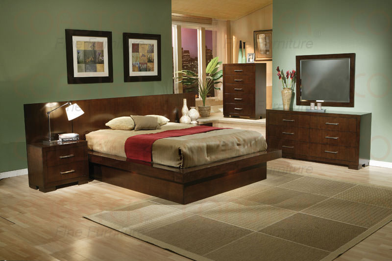 Jessica Bedroom Set by Coaster