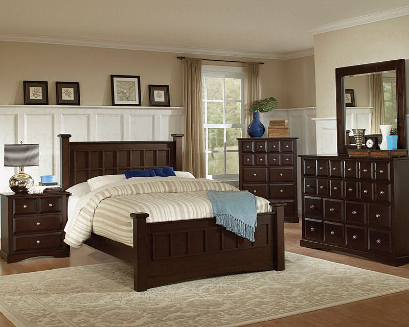 Harbor Bedroom Set by Coaster