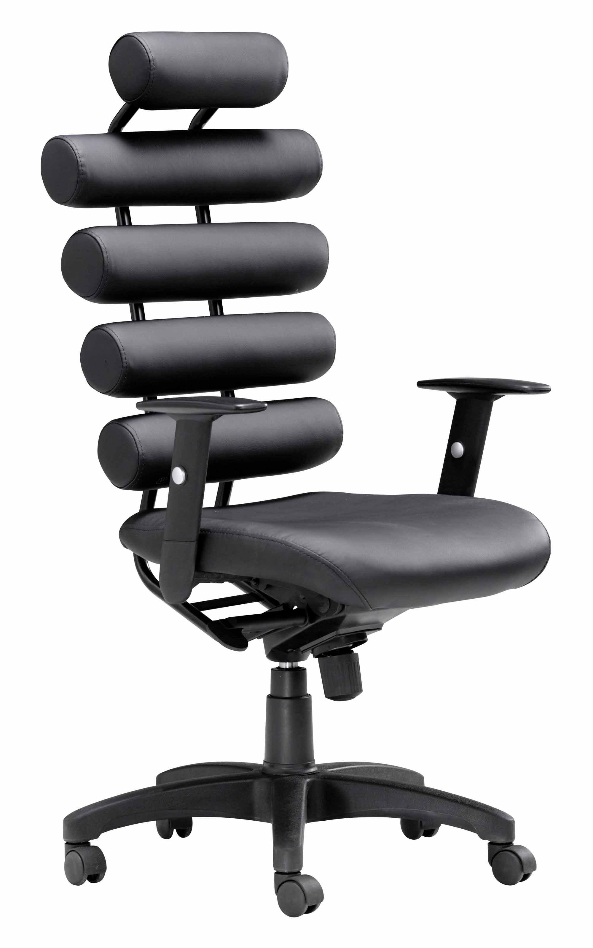 Picture of: Unico Office Chair Black By Zuo Modern