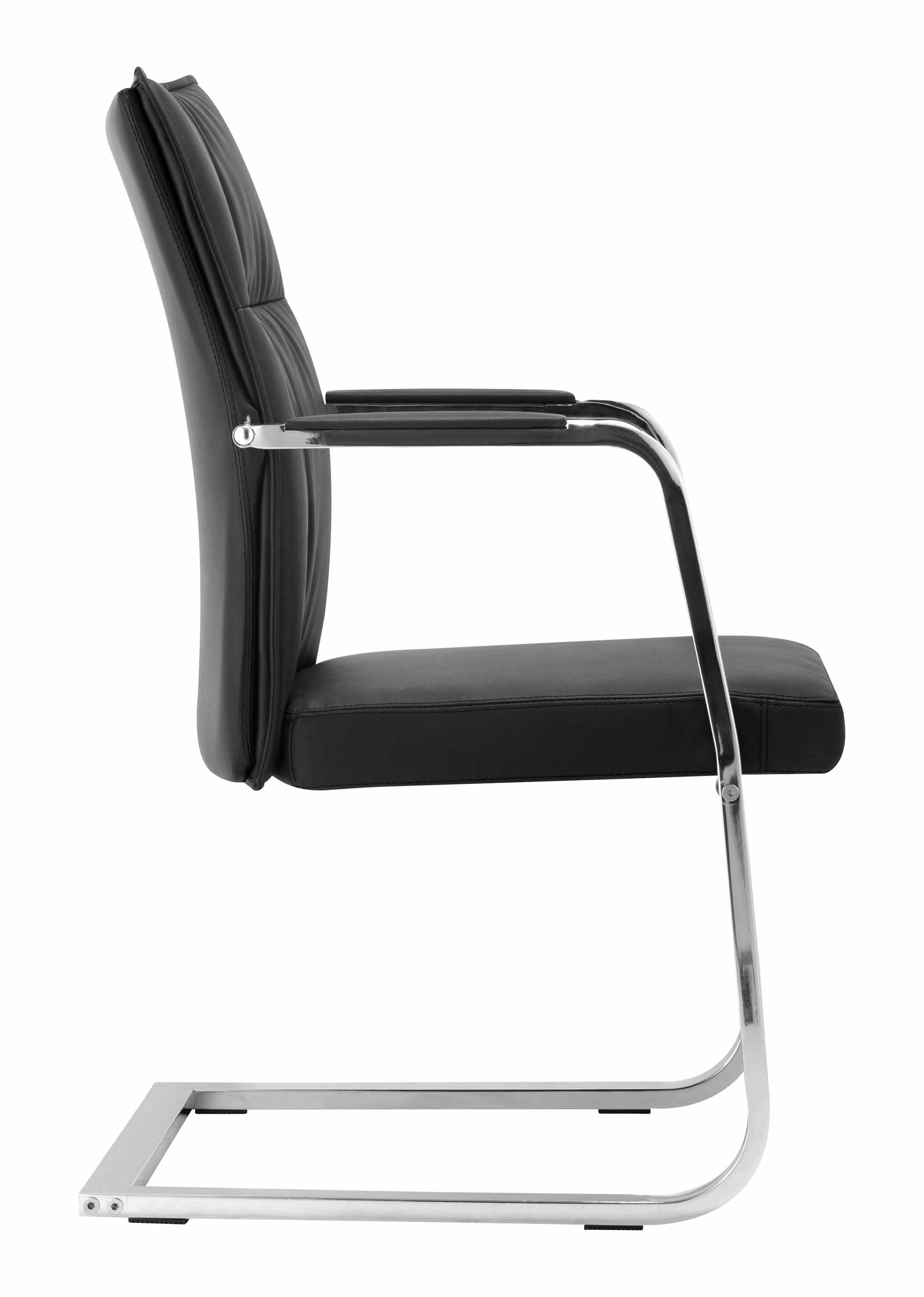 Dean Conference Chair Black by Zuo Modern