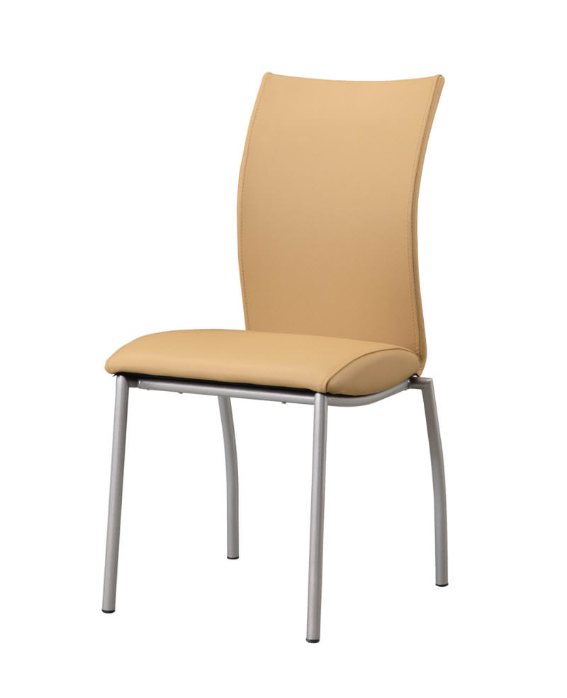 Dining Chair 2067DC Set of 4 Beige by Global Furniture