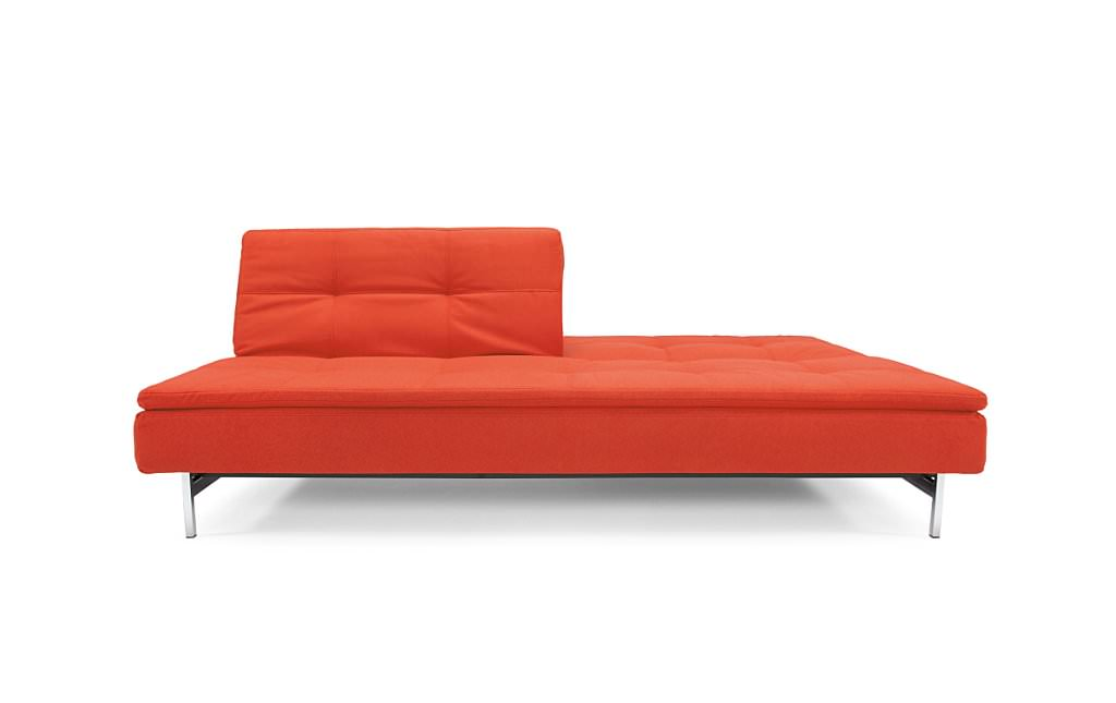 Dublexo Deluxe Sofa Bed Red Ifelt By Innovation