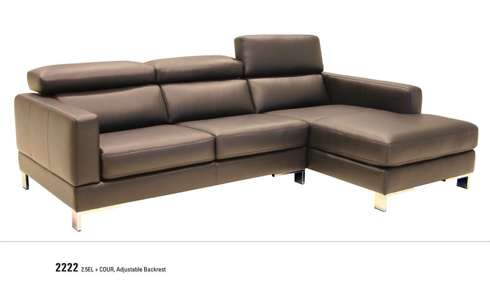 2222 italian leather sectional white by j m furniture j m furniture