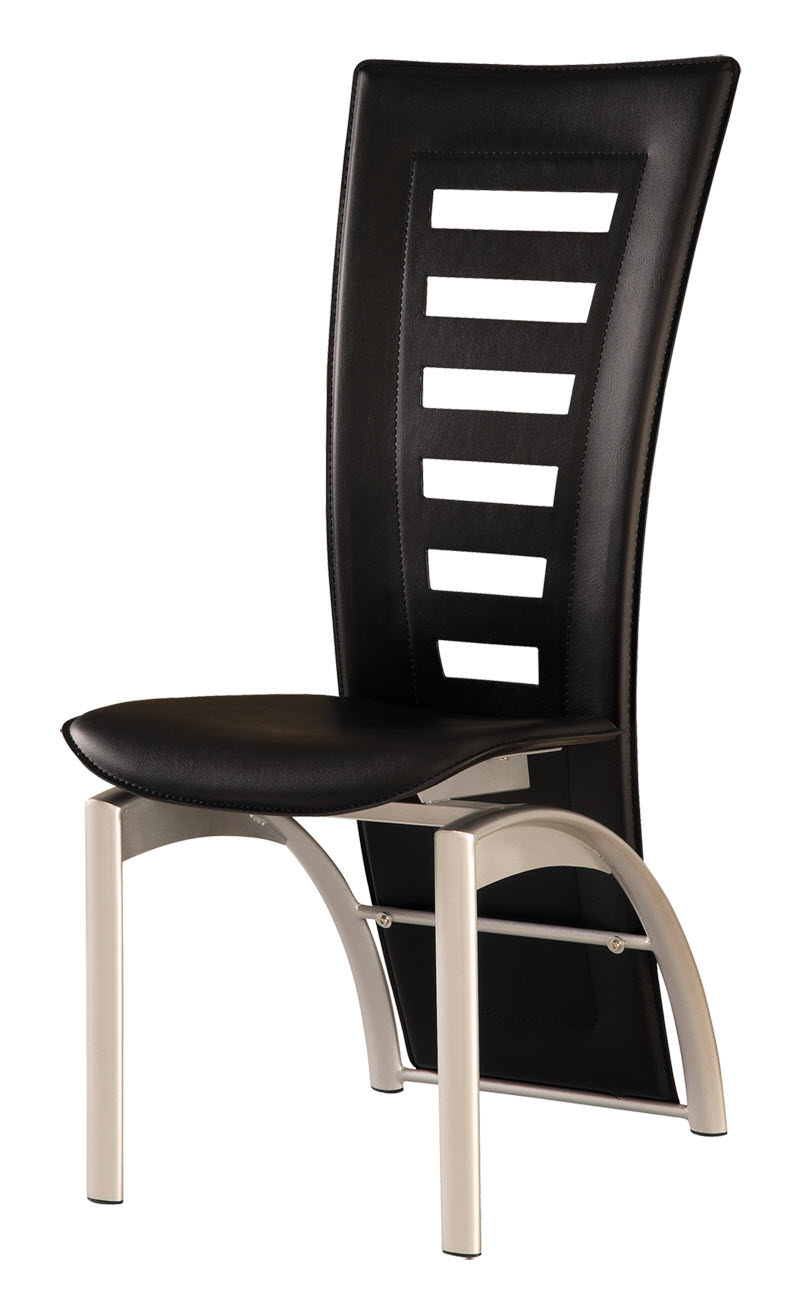 Dining Chair 290DC Set of 2 Black by Global Furniture : 290DC BL20Resize20800 from futonland.com size 800 x 1300 jpeg 66kB