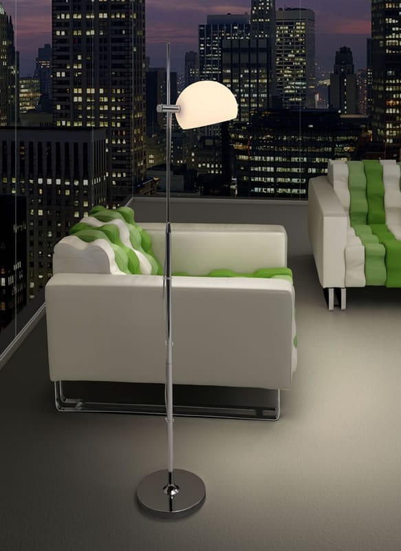 Astro Floor Lamp By Zuo Modern