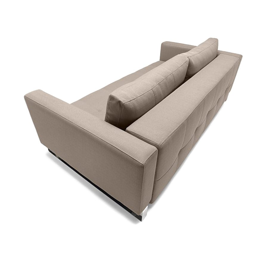 Cassius Deluxe Excess Sofa Bed Queen Size Kenya Taupe By