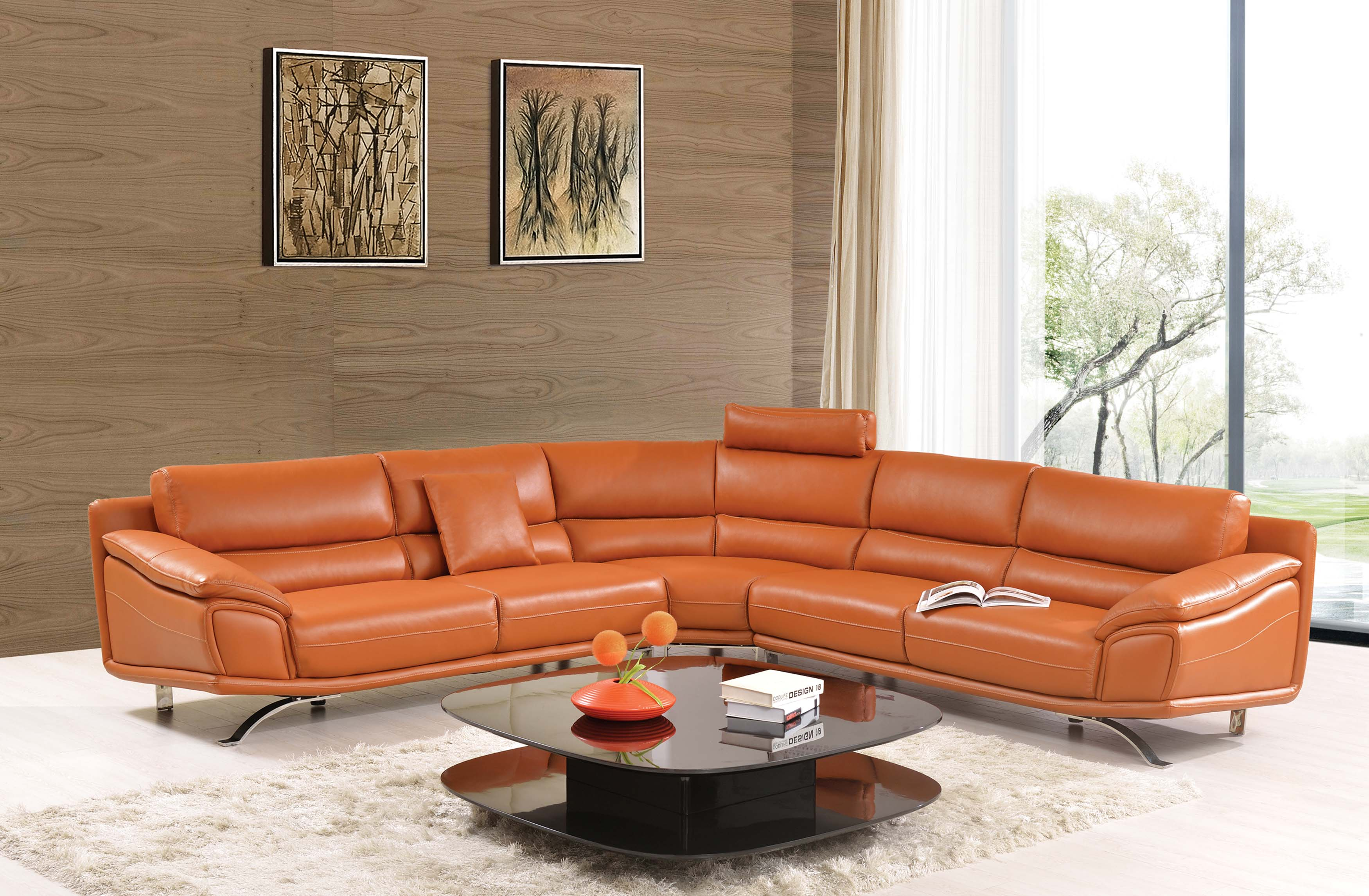 soft right beige sectional side comfy offered pin the seated short natuzzi swings butter very a and l sofa curved shape to is s colored in when it leather