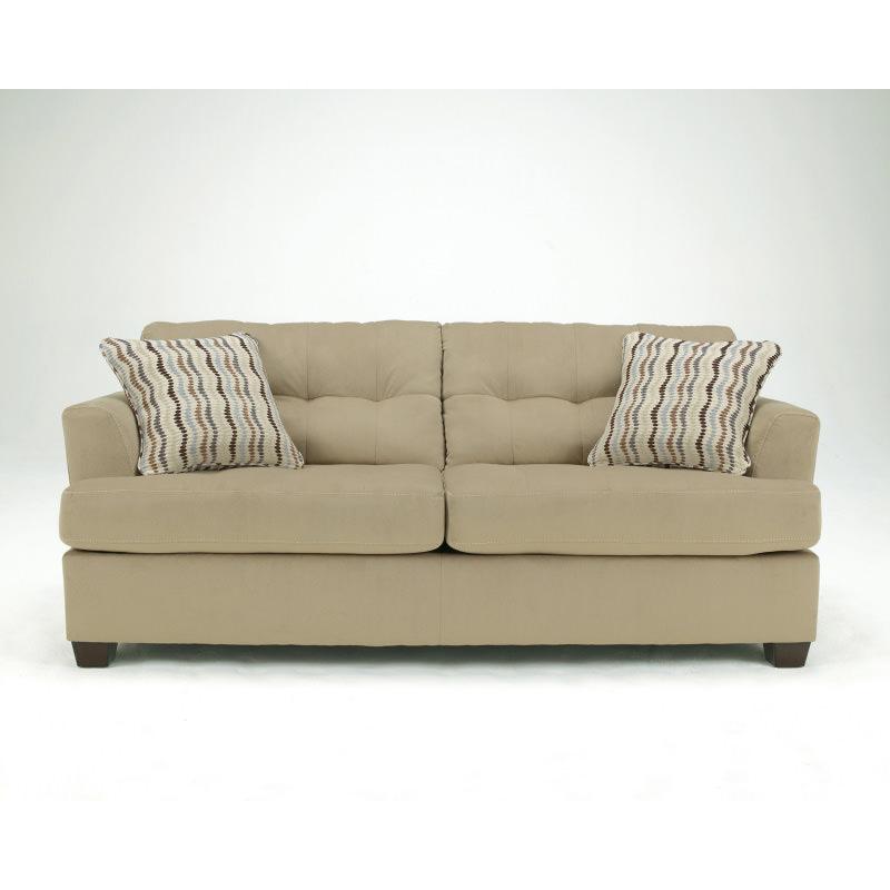 Khaki Sofa Signature Design By Ashley Furniture
