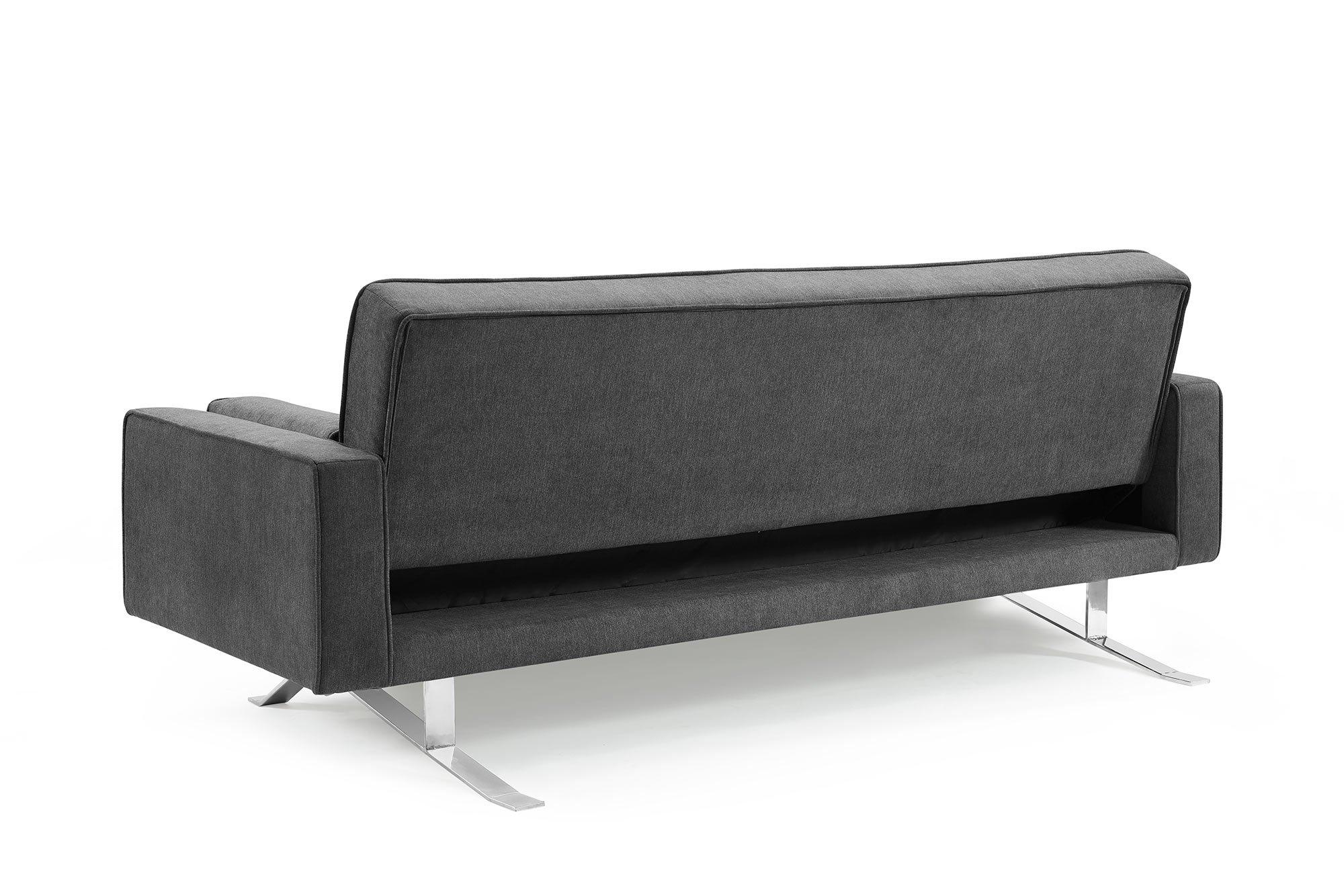 5th Avenue Cozy Granite Sofa Convertible By Sealy