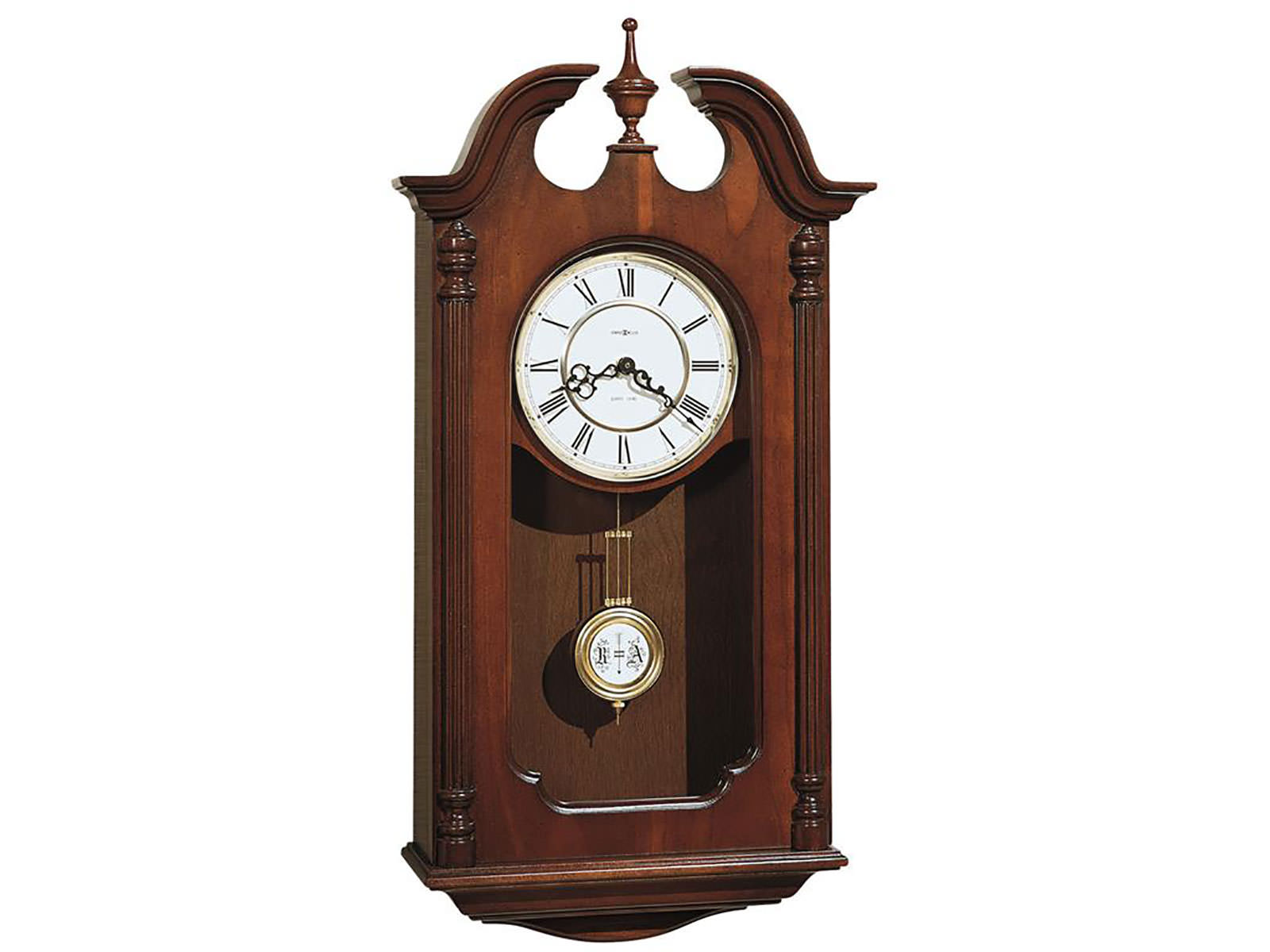 612 697 Danwood Wall Clock By Howard Miller