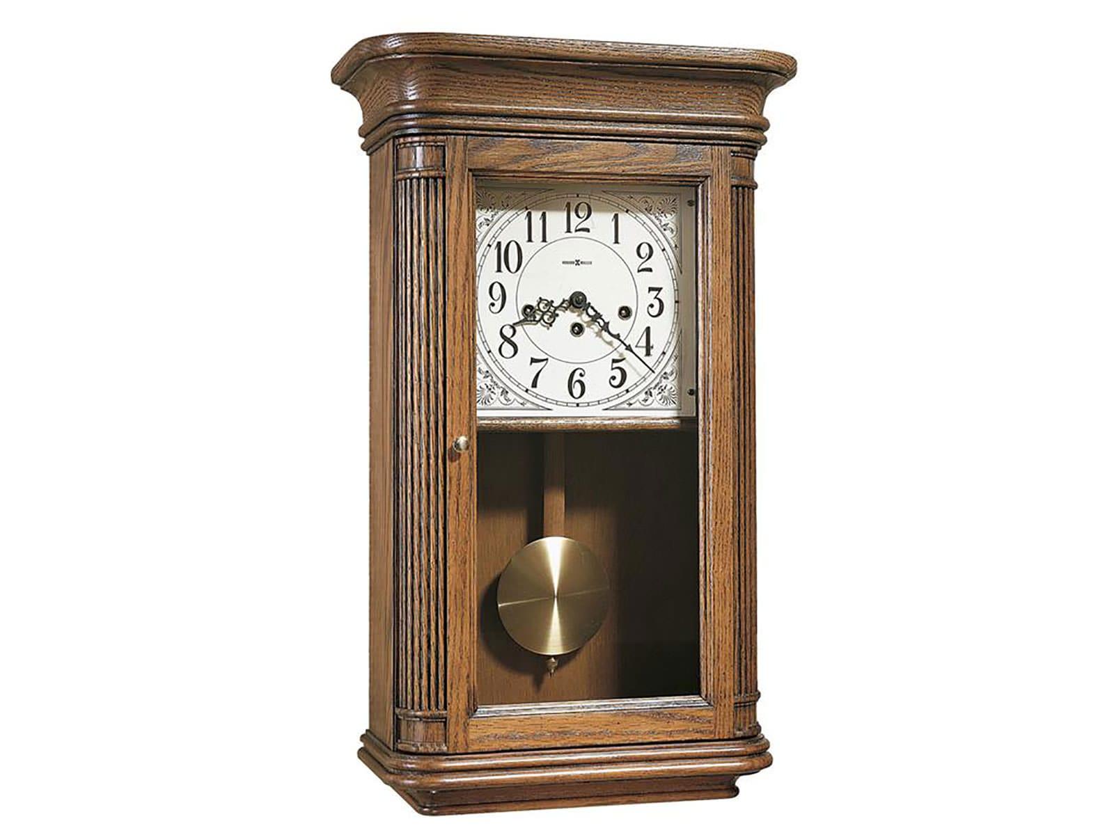 613 108 Sandringham Wall Clock By Howard Miller