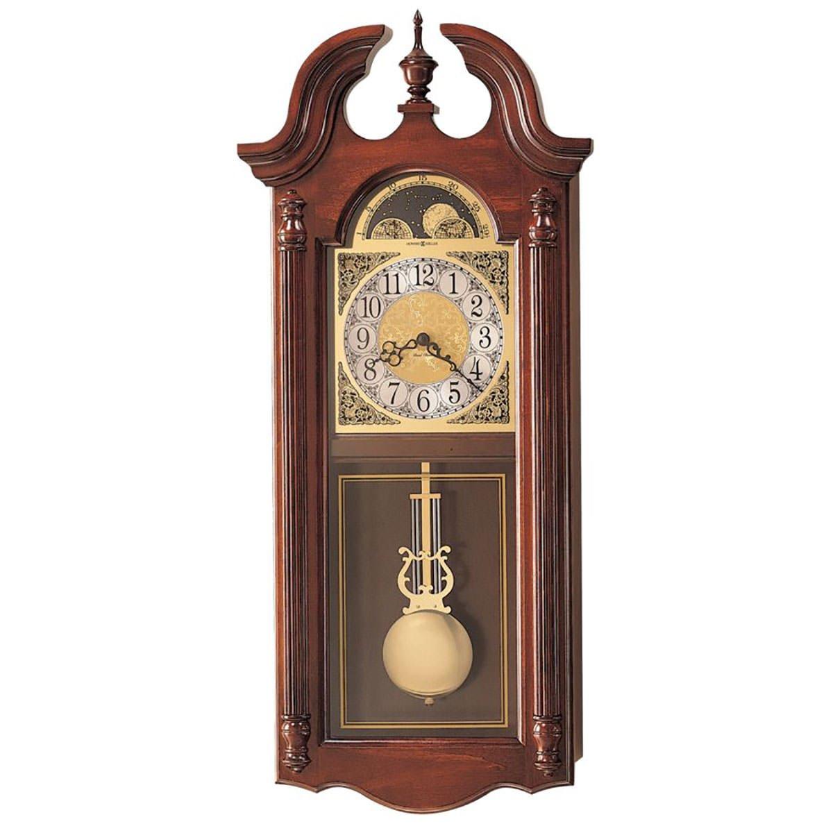 620 158 fenwick wall clock by howard miller amipublicfo Gallery