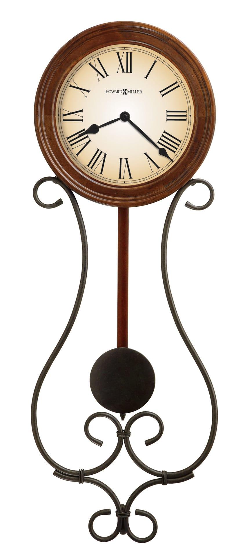 625 497 Kersen Wall Clock By Howard Miller