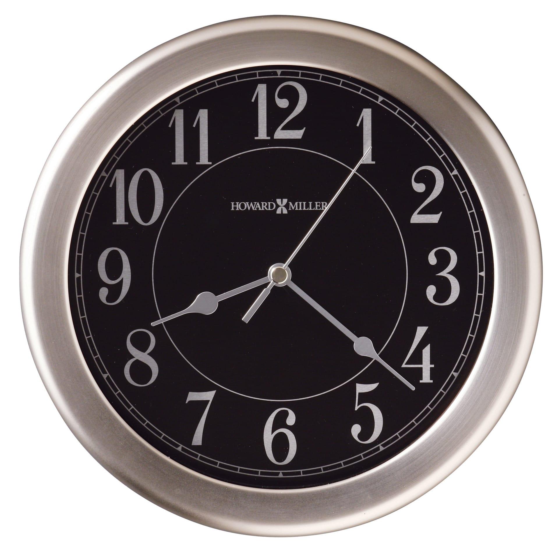 625 530 Libra Wall Clock By Howard Miller