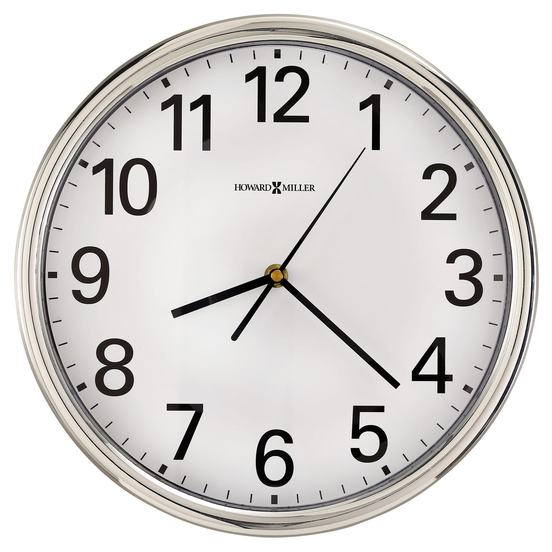 625 561 Hamilton Wall Clock By Howard Miller