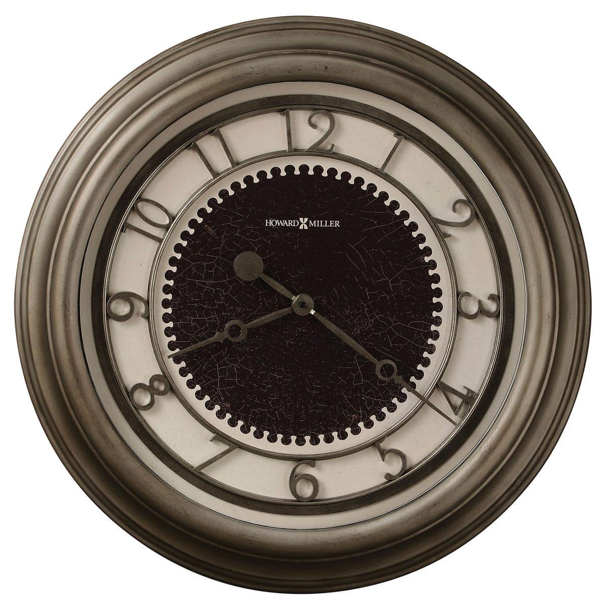625 526 Kennesaw Wall Clock By Howard Miller