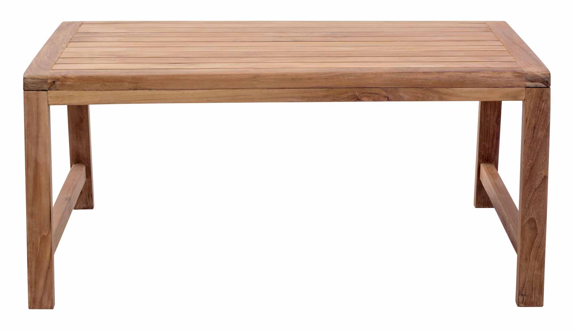 Bilander Coffee Table Natural By Zuo Modern