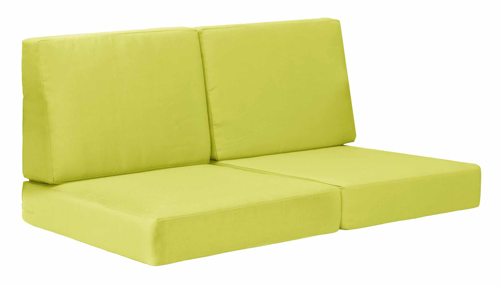 Cosmopolitan Sofa Cushion Green by Zuo Modern