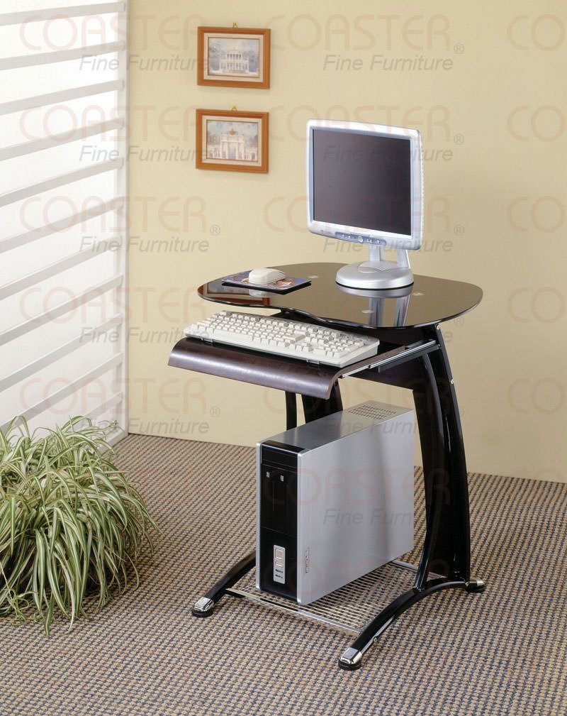 computer desk 800235 by coaster