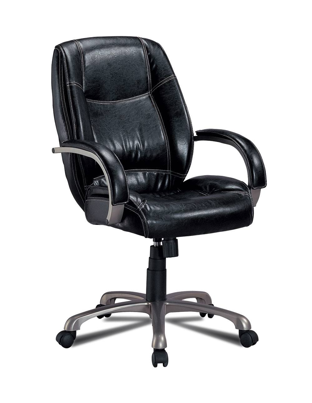 High Back Cushion Office Chair By Coaster Fine Furniture Id 17834