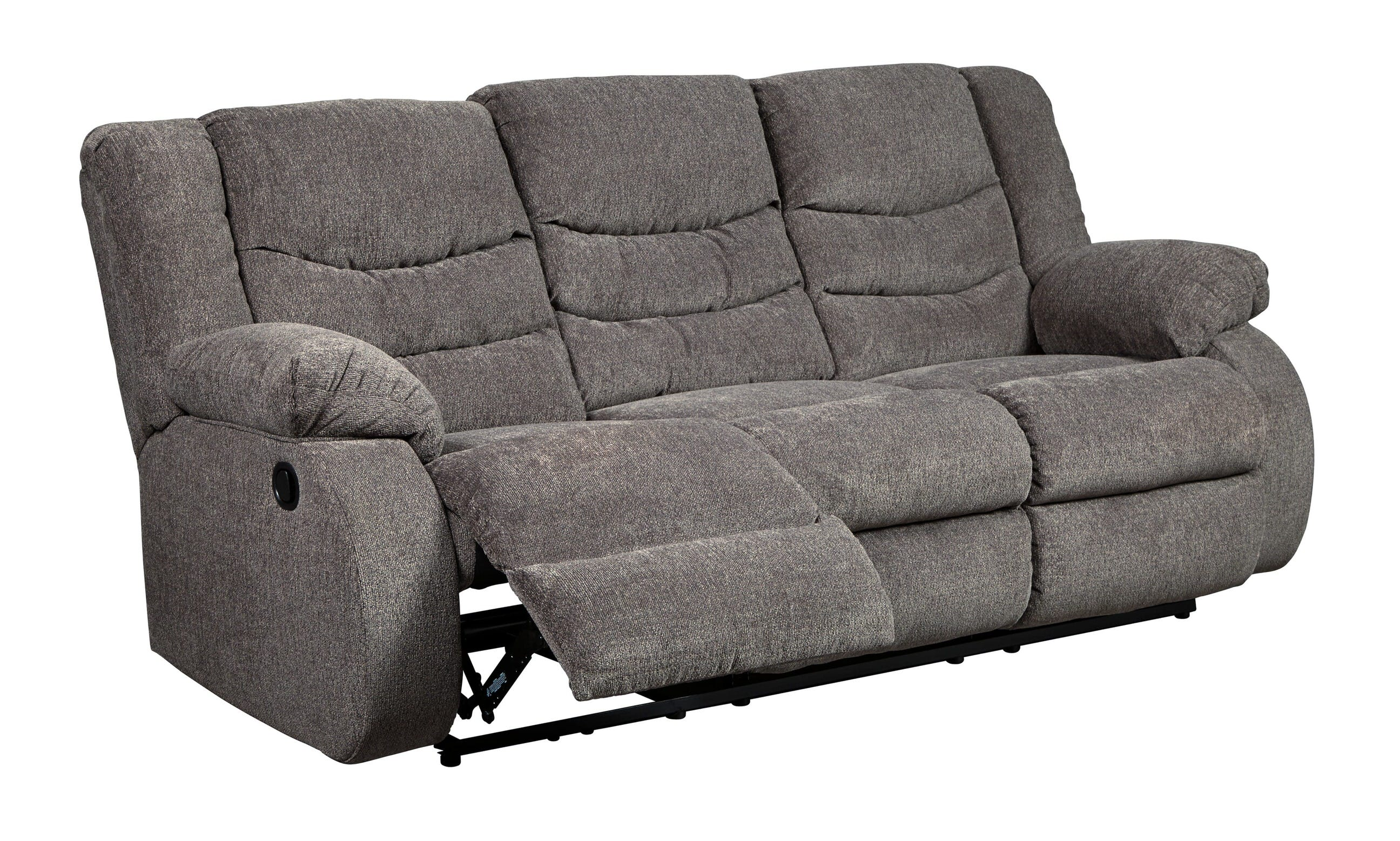 Superb Tulen Gray Reclining Sofa By Ashley Furniture Home Interior And Landscaping Mentranervesignezvosmurscom