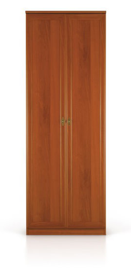 Dziordzia SB 102 Wardrobe Chesnut by Ace Decor