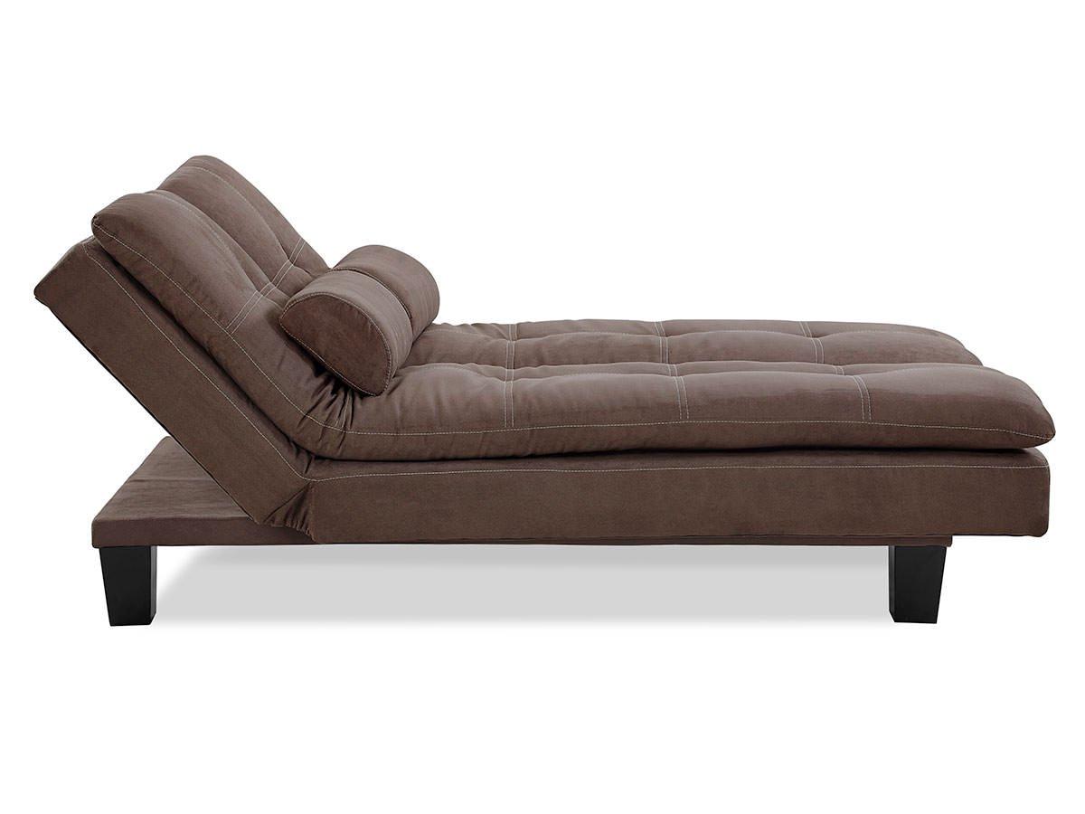 Adelaide Convertible Sofa Java By Serta Lifestyle