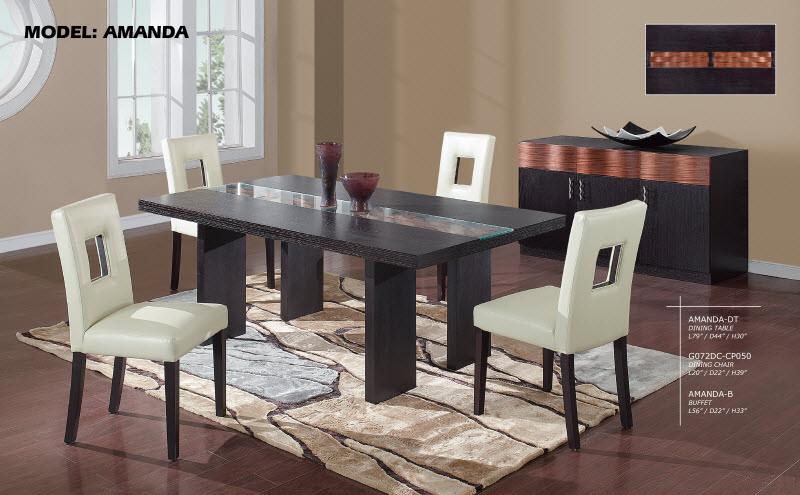 Dining Table Amanda by Global Furniture : AMANDAG072DC CP05020Resize2080029b47d1a df5d 4c3b 9839 28300bf28d2c from futonland.com size 800 x 495 jpeg 72kB