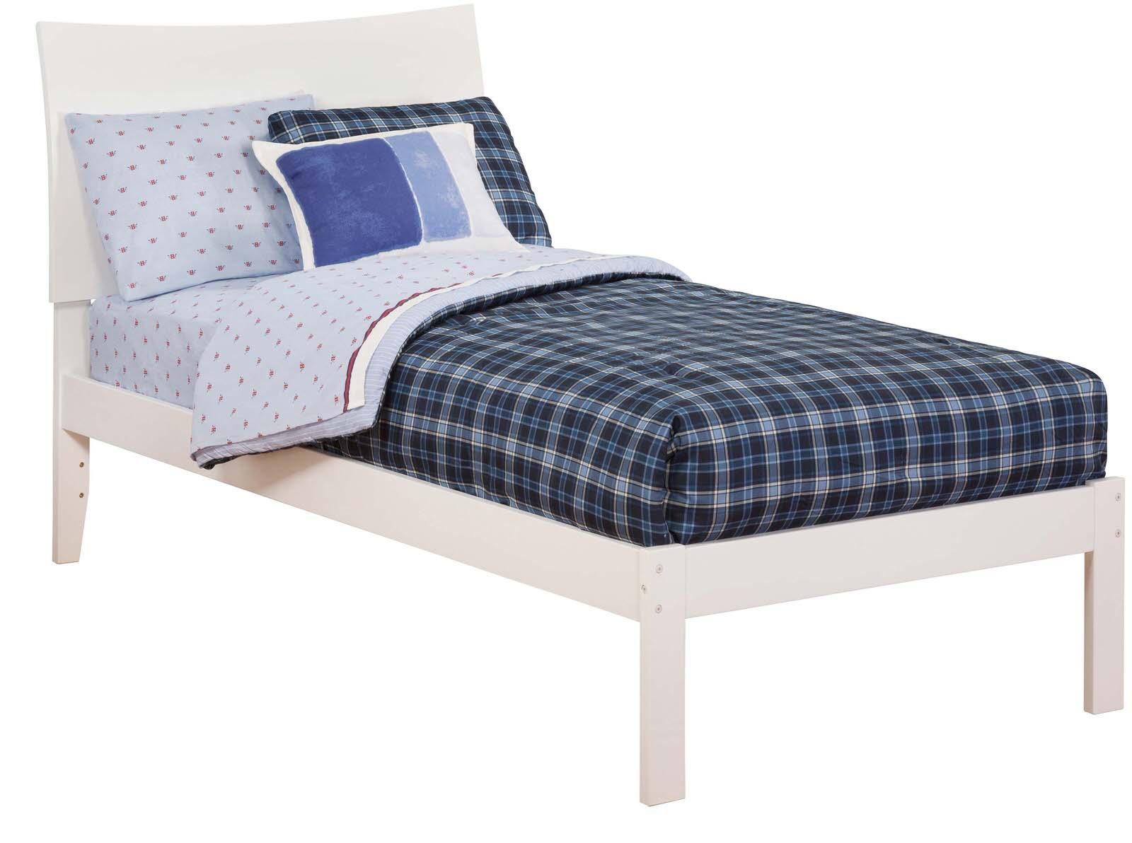 Soho Platform Bed with Mattress Set