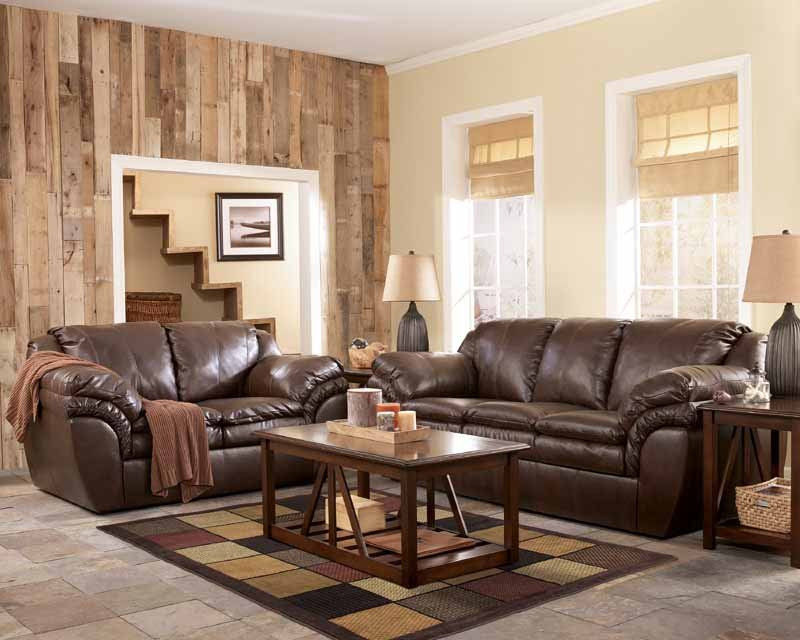 San Lucas Harness Sofa Set Signature Design By Ashley Furniture