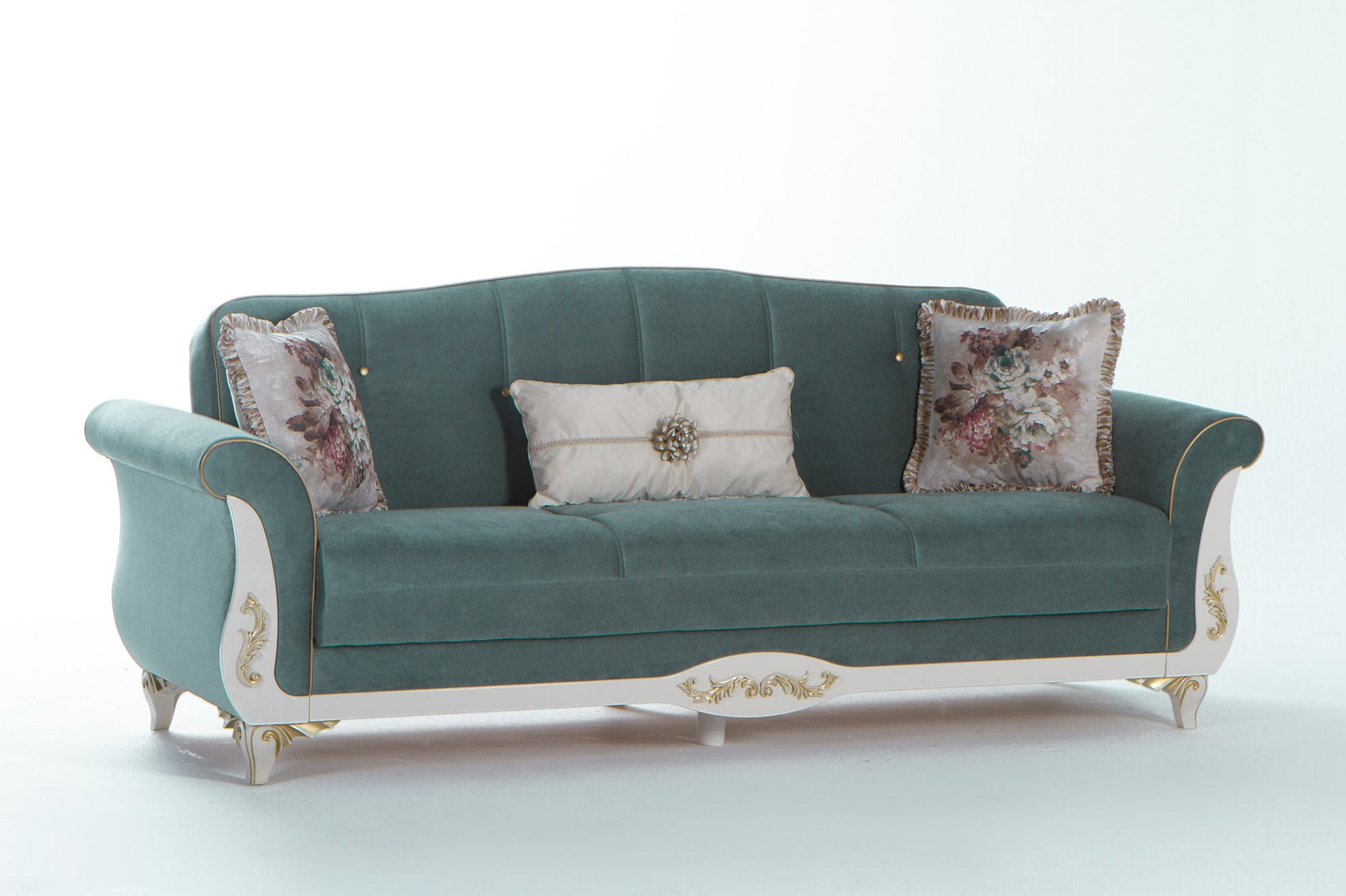 Seafoam Green Home Decor Seafoam Green Sofa Ashley 2820038 Daystar Seafoam Sofa In