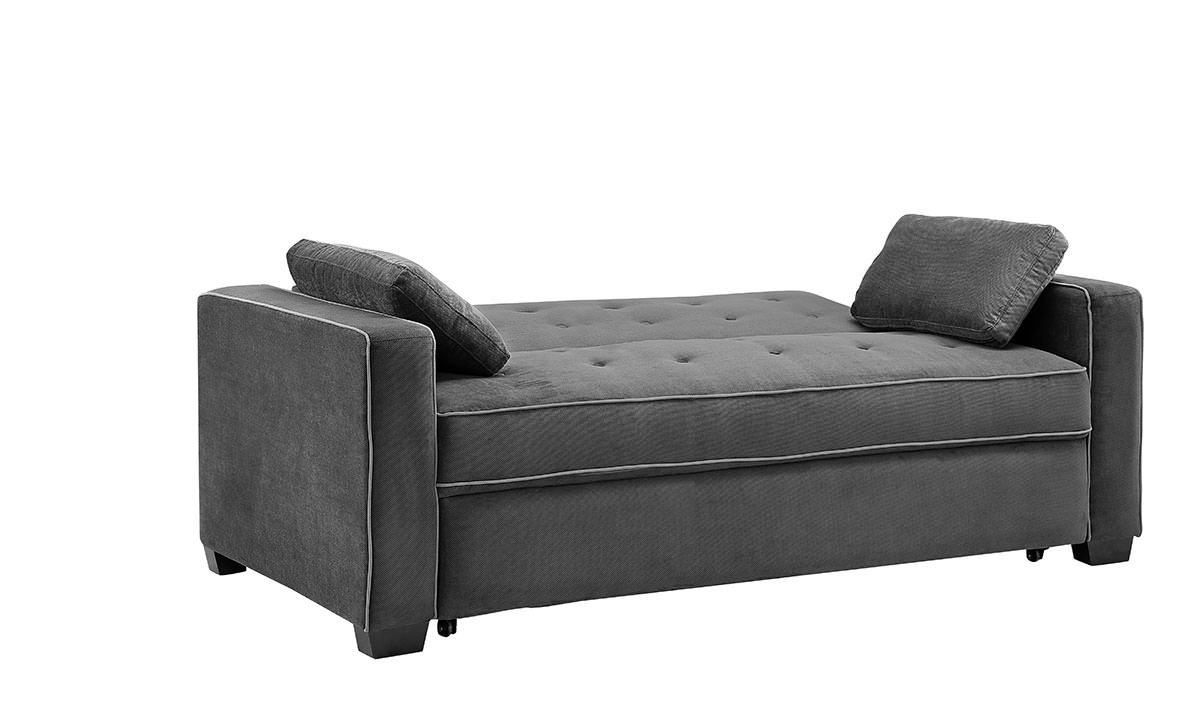 Queen Size Convertible Sofa Bed Serta Chester Queen Size ...