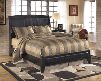 B208 Harmony Dark Brown Bedroom Set Signature Design by Ashley ...