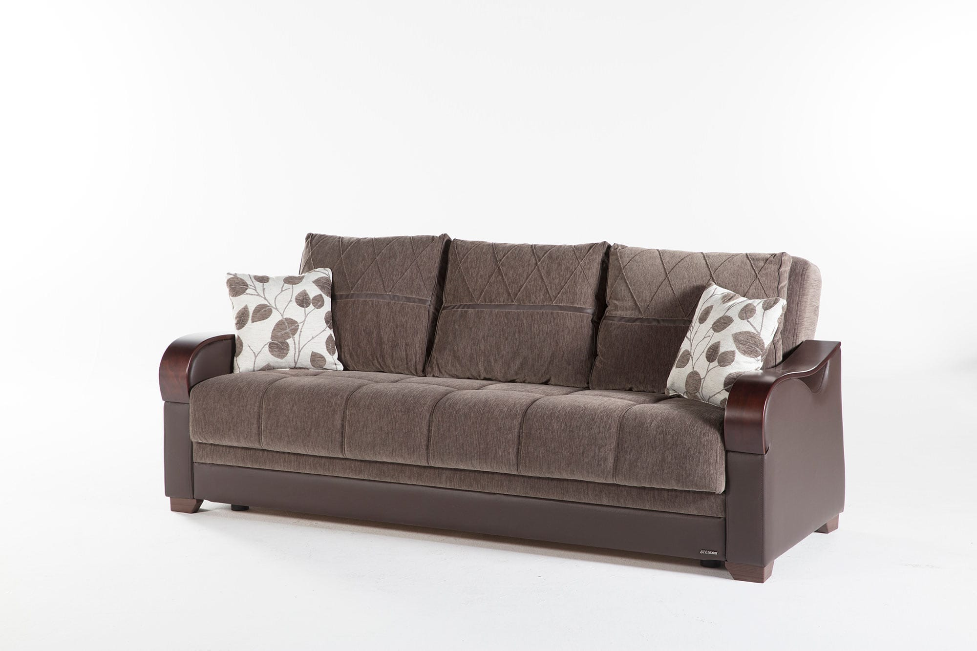 Awe Inspiring Bennett Armoni Brown Convertible Sofa Bed By Istikbal Furniture Gamerscity Chair Design For Home Gamerscityorg