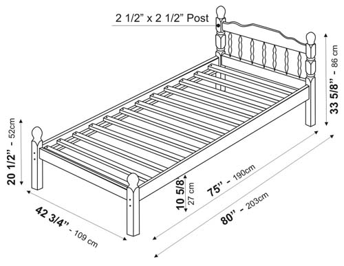 twin bed headboard dimensions  clandestin, Headboard designs