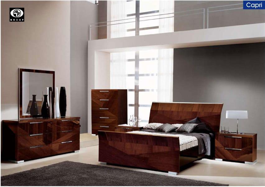 Bedroom Furniture Modern Bedrooms Capri Capri