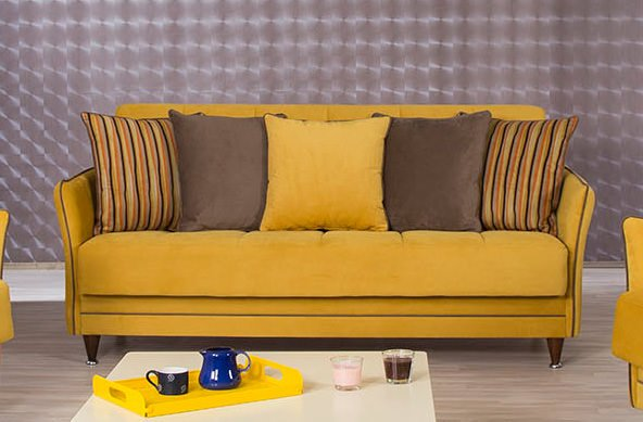 White Pillows On Couch Decorating Ideas