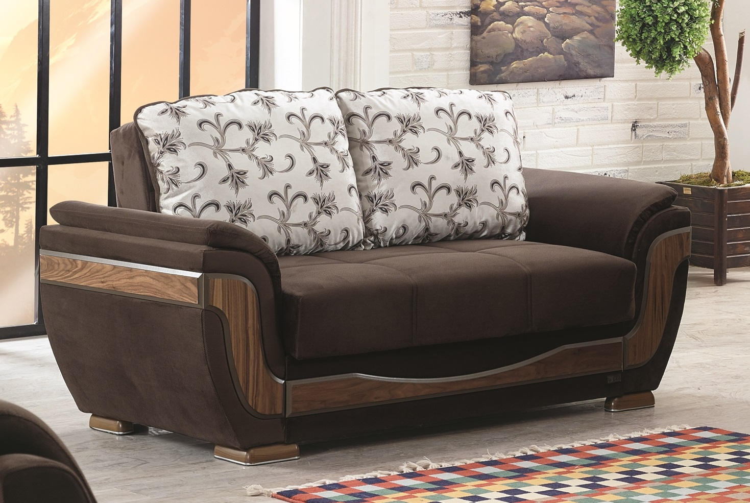Belmont Loveseat By Empire Furniture Usa