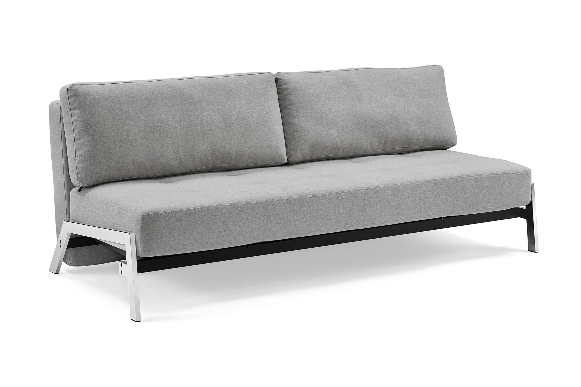 Borolo Madrid Gray Dropback Sofa Convertible By Sealy