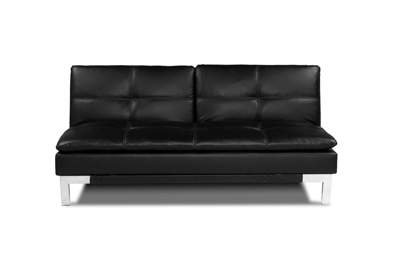 Brenem Convertible Sofa White By Serta Lifestyle
