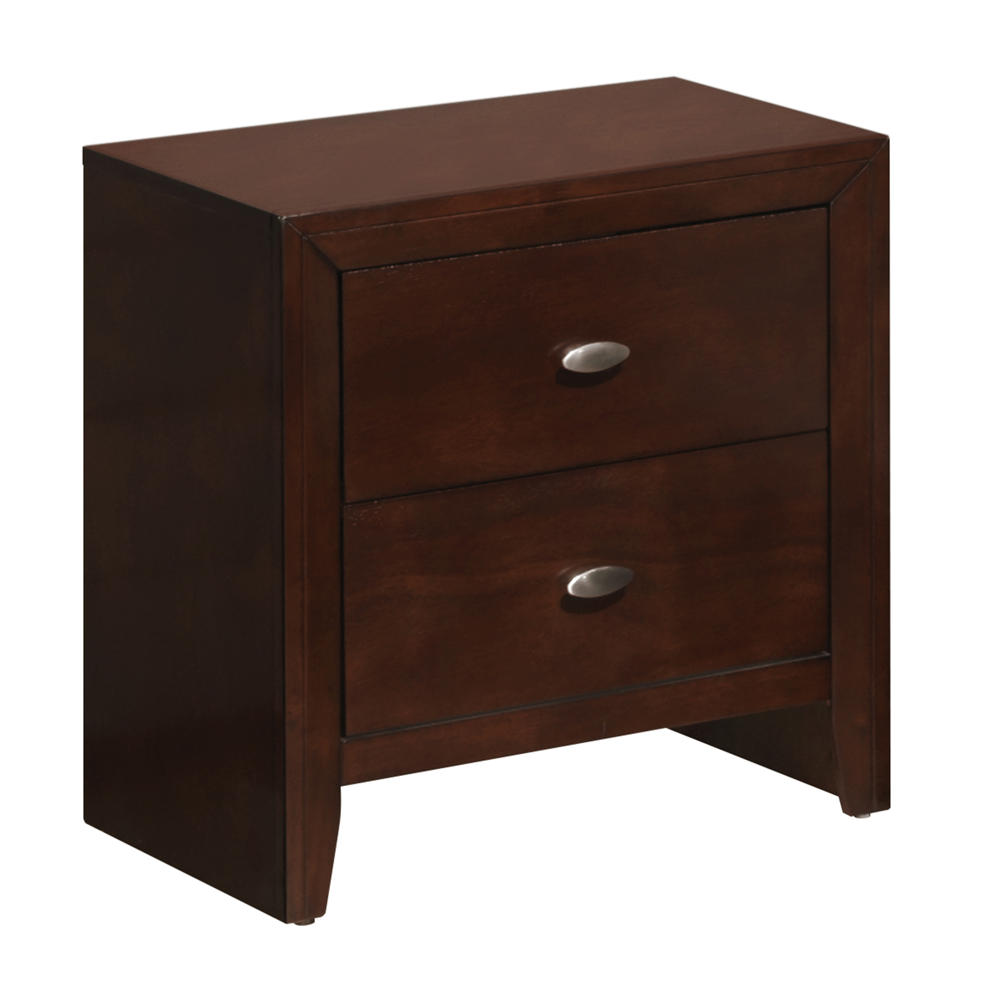 Carolina merlot nightstand by global furniture for Carolina furniture