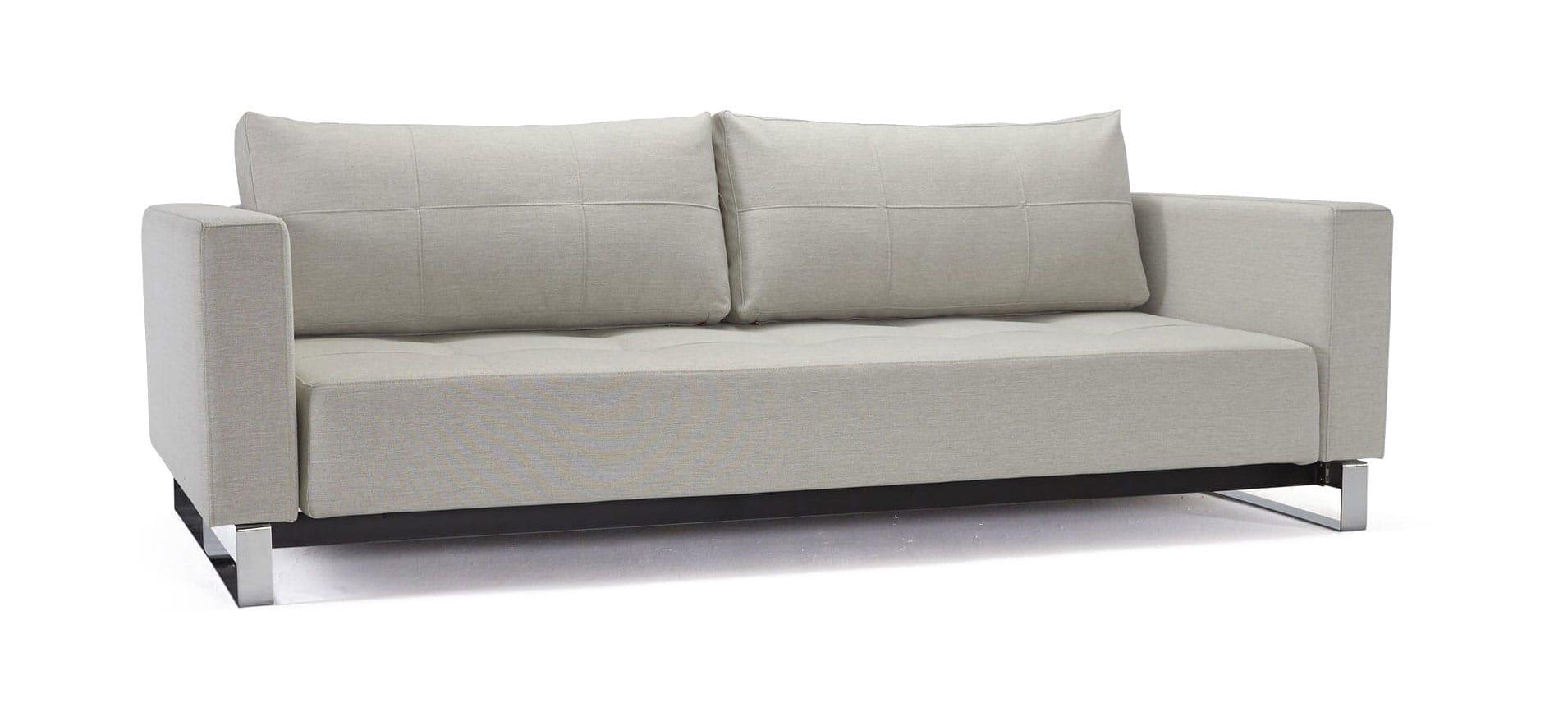 Ultra Cassius Deluxe Excess Sofa Bed (Queen Size) Mixed Dance DM06