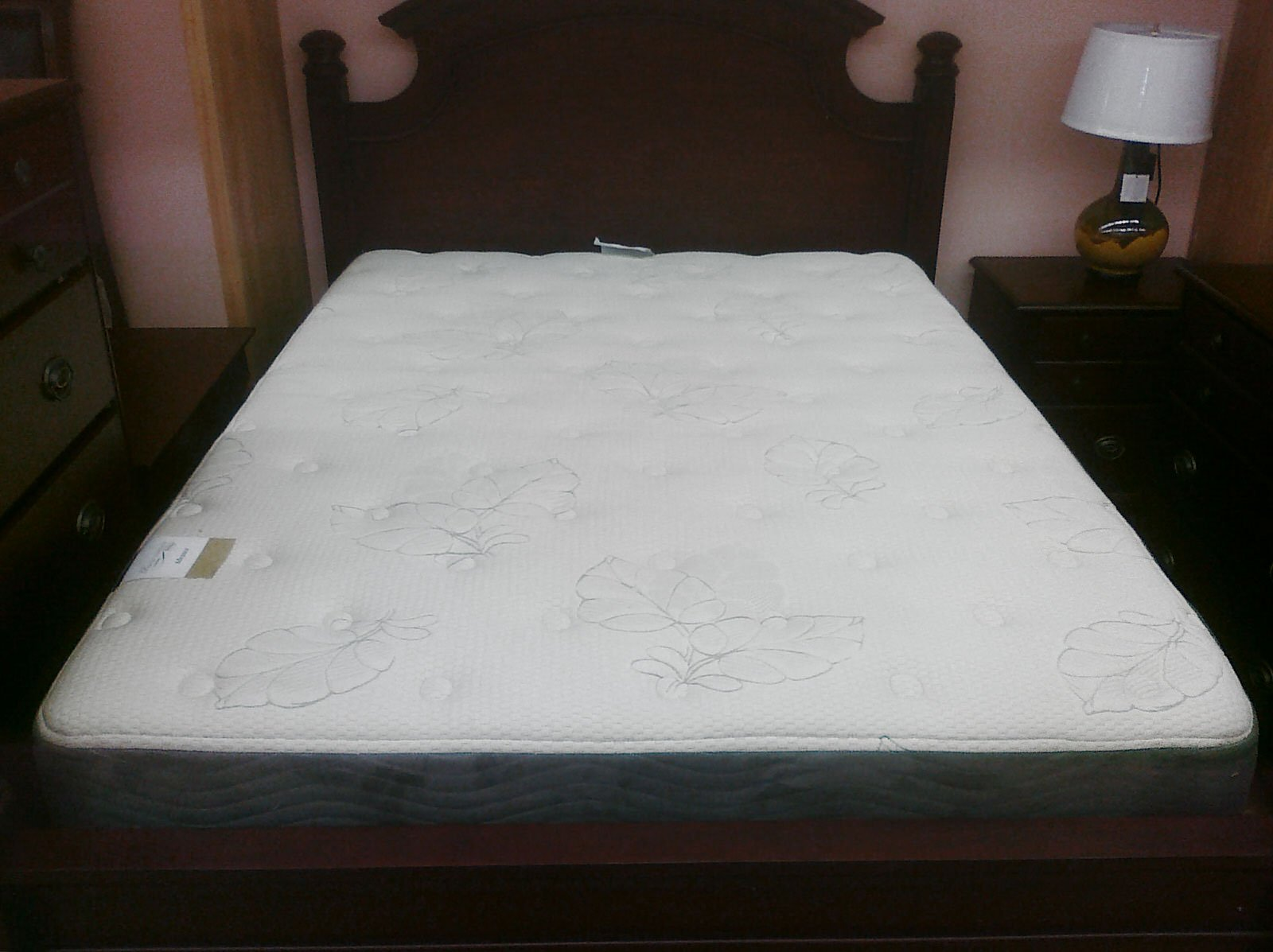 Wolf Corp RMDS-10 IDream Moondance Supreme Plush Mattress Queen Sale